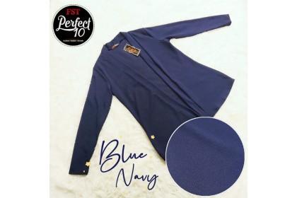 FST Women Long Sleeve Cardigan Dress Tops Clothes Sun Protection / Baju Kardigan Lengan Panjang [702]
