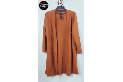 FST Women Long Sleeve Cardigan Dress Tops Clothes Sun Protection / Baju Kardigan Lengan Panjang [4376]