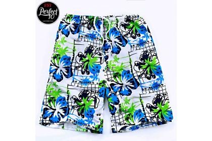 FST Casual Shorts Men's Pants Beach Floral Shorts [8004]