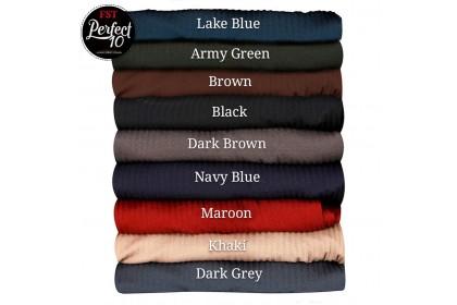 FST Plus Size Pleated Palazzo Fashion Women Seluar Palazo Long Trouser Loose Cut Palazzo Pants [LT9008]
